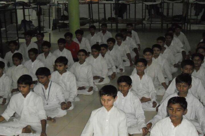 Som Convent Gurukul-Yoga