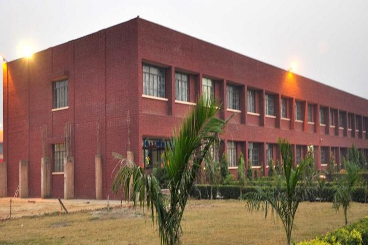 St Francis Xavier School-Campus-View