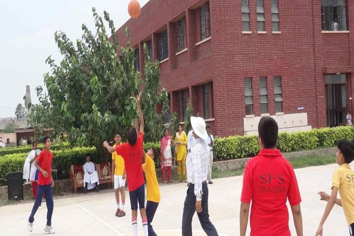 St Francis Xavier School-Sports