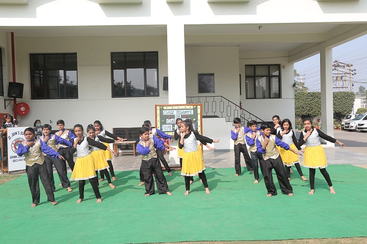 St  Johns School-Dance