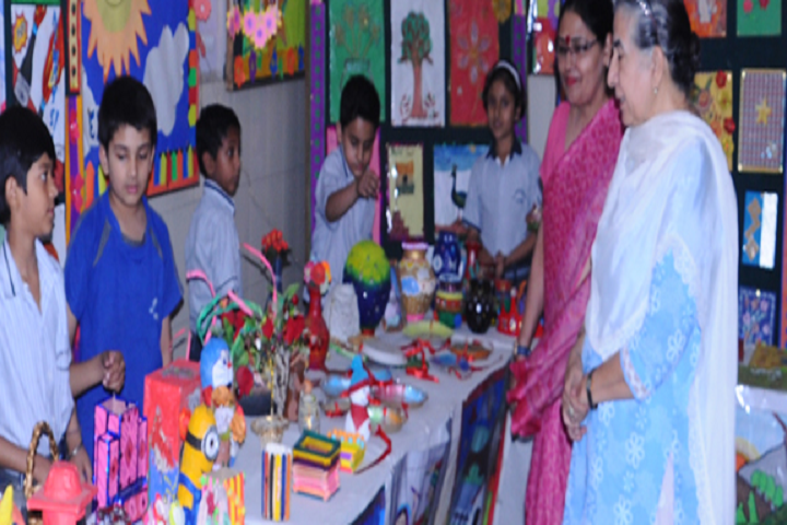 St  Johns School-Exhibition