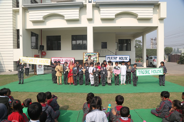St  Johns School-Skit