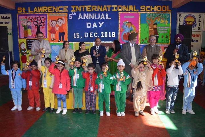 St Lawrence International School-Annual day celebration