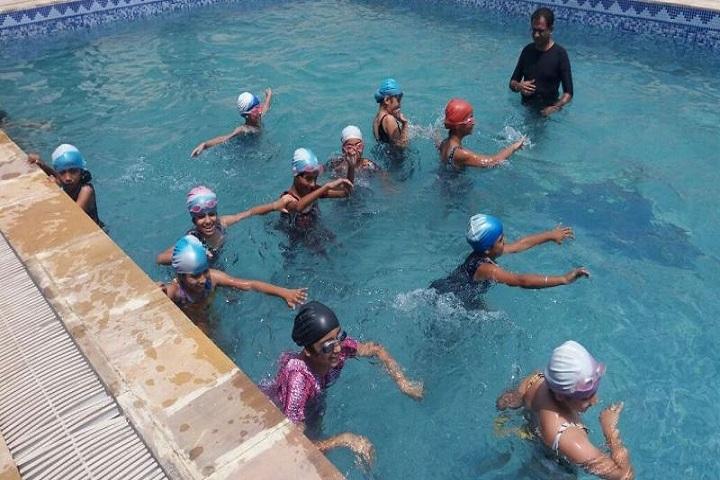 St Lawrence International School-Swimming pool
