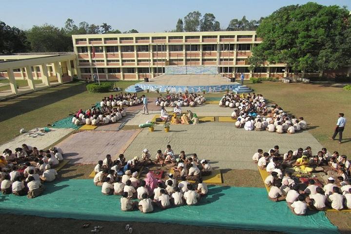 St Vivekanand Millennium School-Campus-View