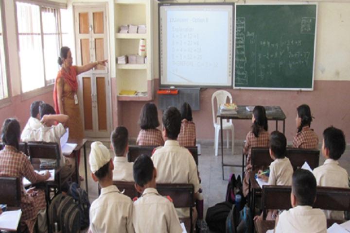 St Vivekanand Millennium School-Classroom