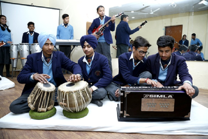 St Vivekanand Millennium School-Music Room