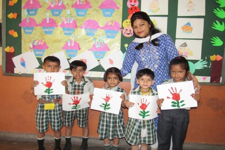St Vivekanand Millennium School-art
