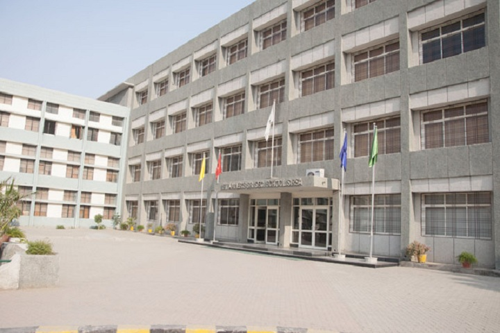 St Xaviers Senior Secondary School-Campus View