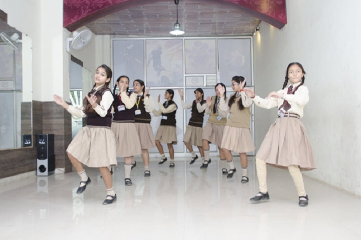 St Xaviers Senior Secondary School-Dance Room