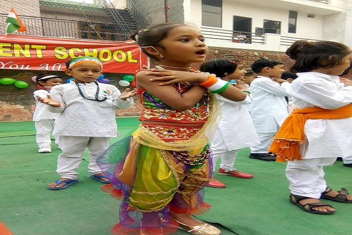 St Luke Convent School-National Day Celebrations