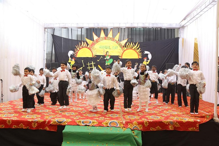 St Luke Convent School-Annual Day Function
