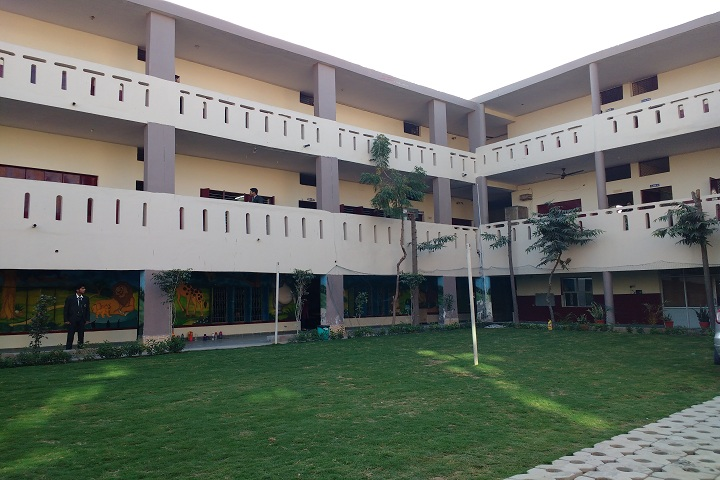 St Luke Convent School-Campus-View