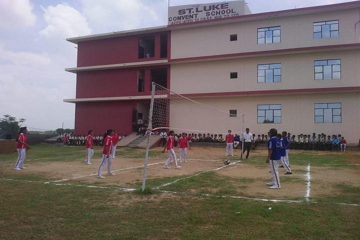 St Luke Convent School-Sports