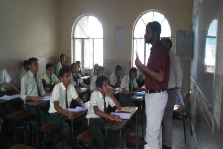 St Luke Convent School- Class Room