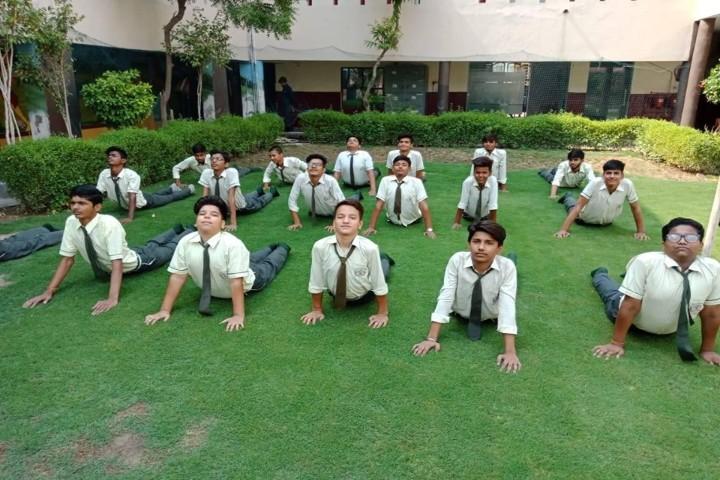 St Luke Convent School-Yoga