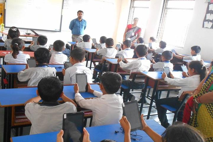 St Pauls School-Classroom