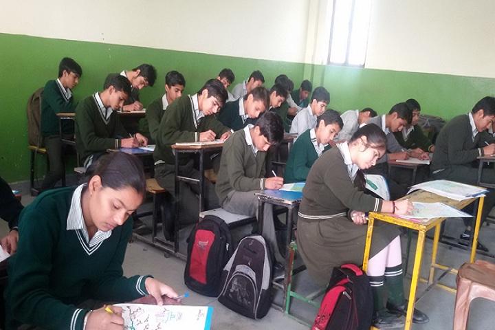 Sumer Singh Public School-Classroom