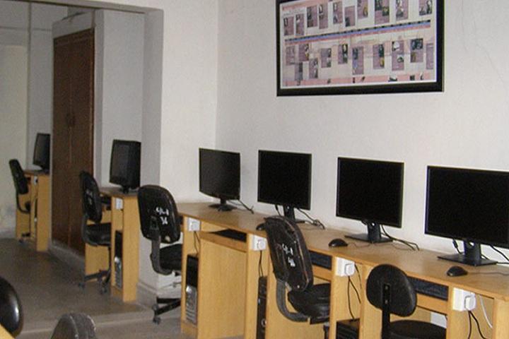 Sumer Singh Public School-Computer-Lab