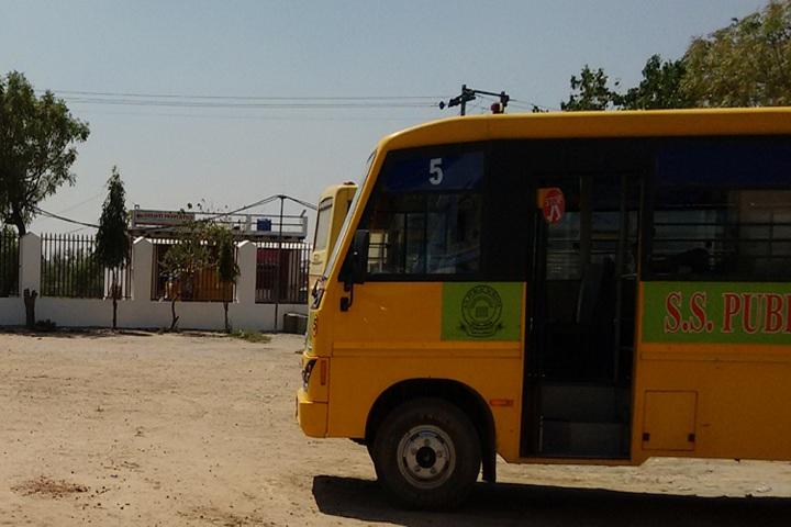 Sumer Singh Public School-Transport