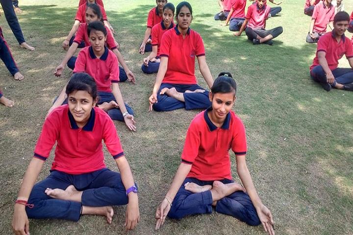 Sumer Singh Public School-Yoga