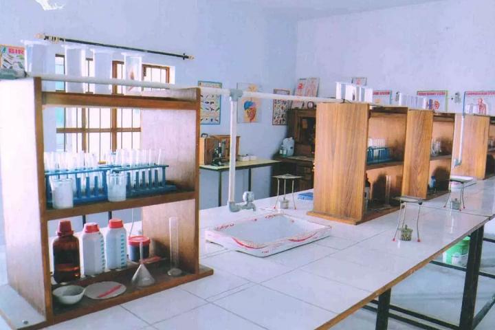 Sunshine Public School-Chemistry-Lab