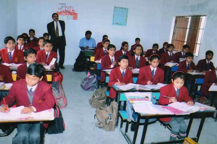 Sunshine Public School-Classroom