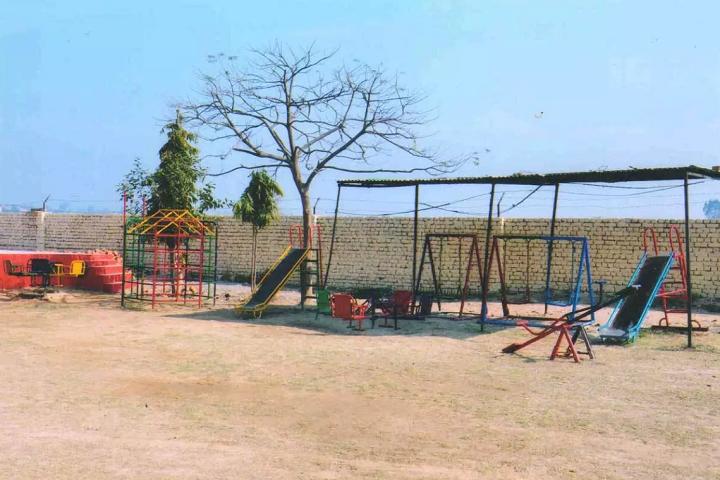 Sunshine Public School-Kids play area