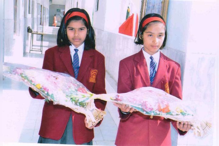Sunshine Public School- Students