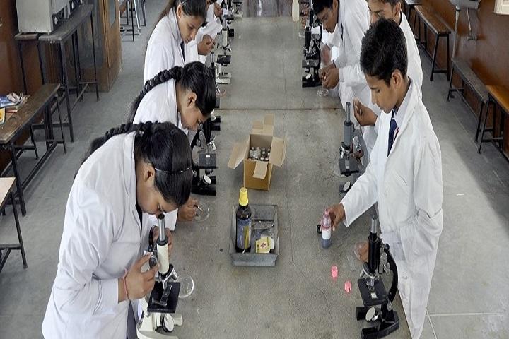 Swami Uma Bharti Senior Secondary Public School-Biology Lab