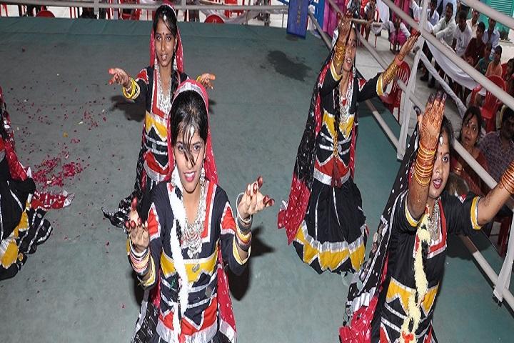 Swami Uma Bharti Senior Secondary Public School-Dance
