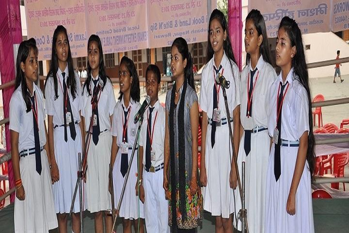 Swami Uma Bharti Senior Secondary Public School-Group Singing