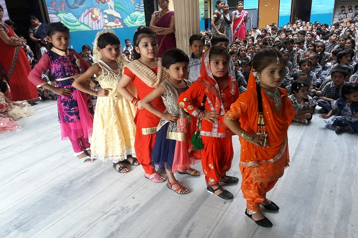 Swami Vivekanand Public School-Events