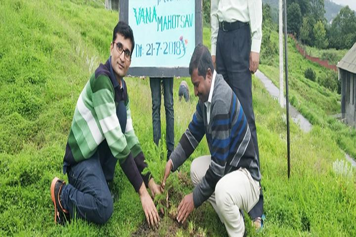 Jawahar Navodaya Vidyalaya-Others plantation
