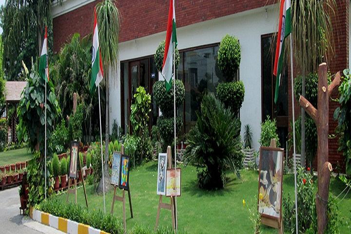 Swami Vivekananda Public School-Campus-Entrance View