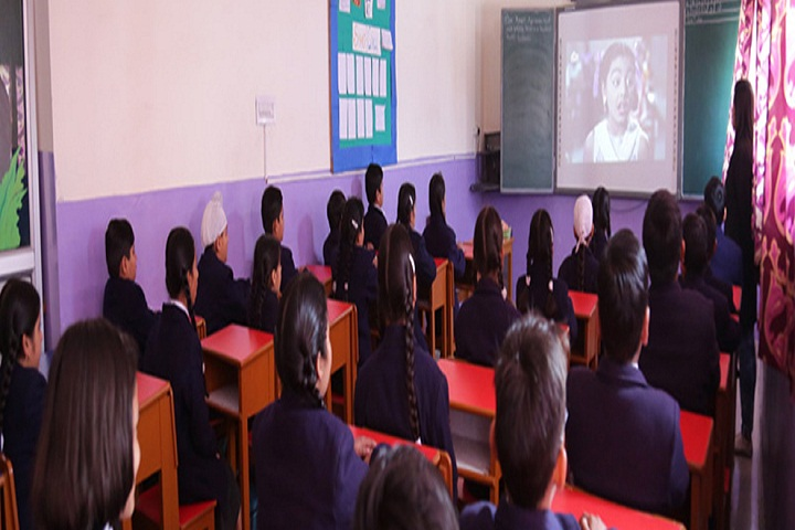 Swami Vivekananda Public School-Classroom