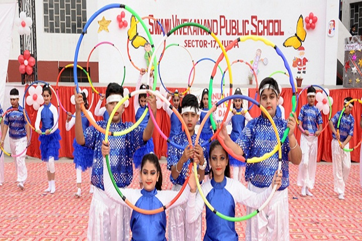 Swami Vivekananda Public School-Events