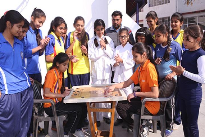 Swami Vivekananda Public School-Games