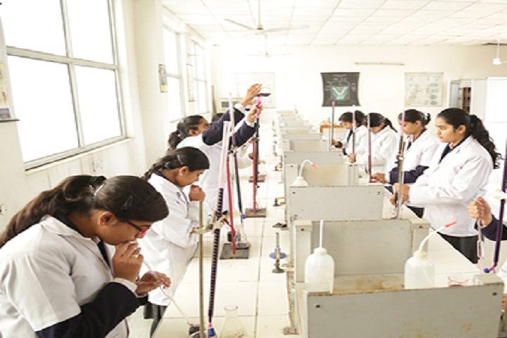 Swami Vivekananda Public School-Chemistry Laboratory