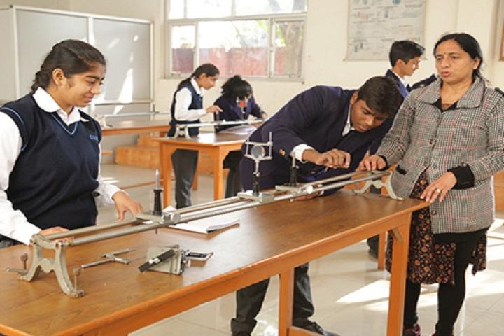 Swami Vivekananda Public School-Physics Lab