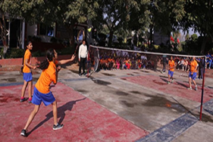 Swami Vivekananda Public School-Sports