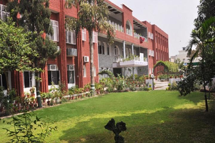 Tagore Baal Niketan-Campus View