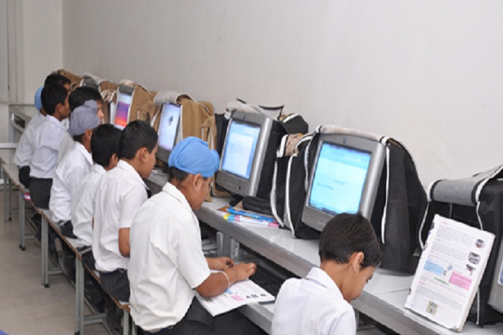 Tagore Baal Niketan-IT Lab
