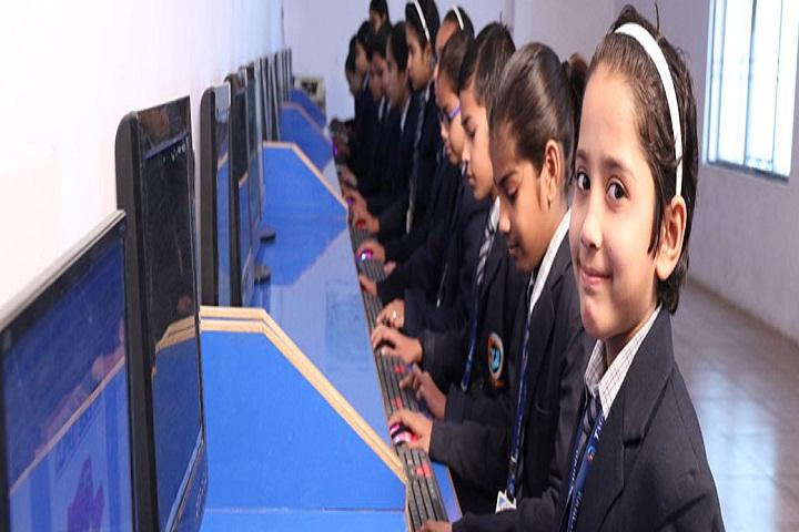 Tagore Public School-IT-Lab