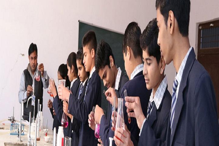 Tagore Public School-Laboratory
