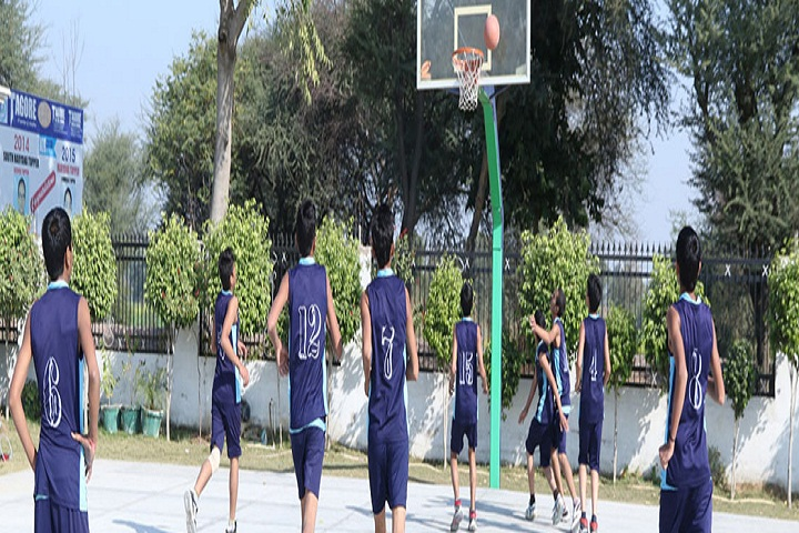 Tagore Public School-Sports