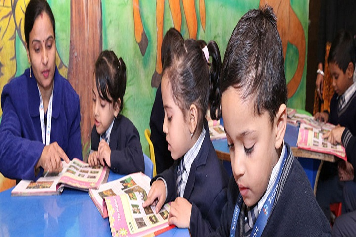 Tagore Public School-Classroom