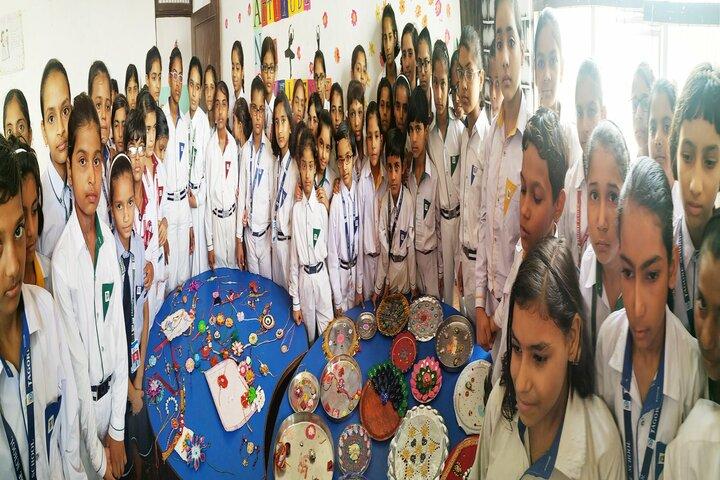 Tagore Public School-Art And Craft