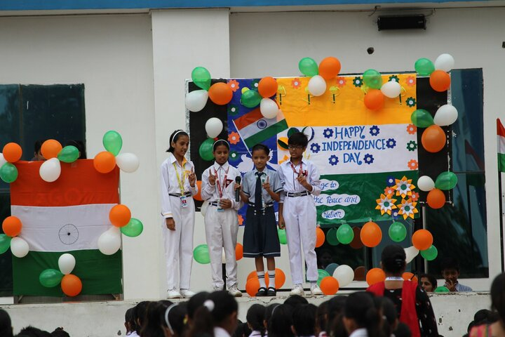 Tagore Public School-Independence Day