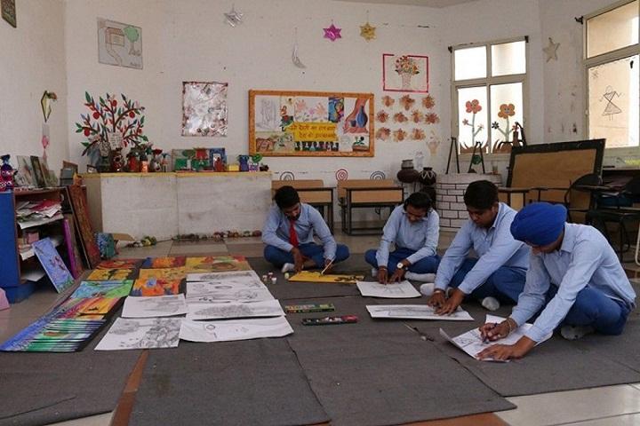 Teri Public School-Arts